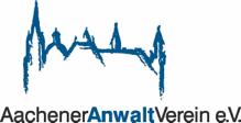 Logo des Aachener AnwaltVerein e.V.